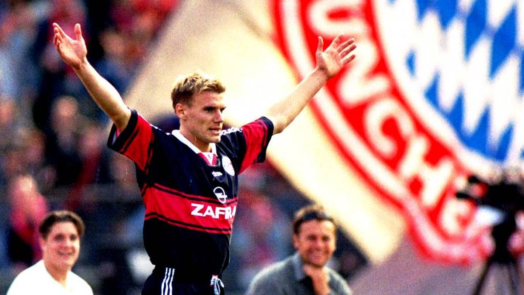 Alexander Zickler erlebte beim FC Bayern die ein oder andere Sternstunde
