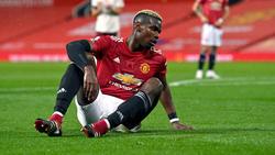 Paul Pogba blieb bei Manchester United einiges schuldig