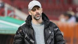 Gladbach-Trainer Marco Rose könnte demnächst beurlaubt werden
