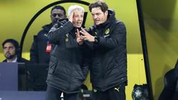 Lucien Favre (l.) versus Edin Terzic: Was lief beim BVB zuletzt schief?