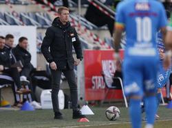 Roman Ellensohn ist nicht mehr Trainer des FAC