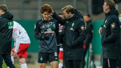 Werder Bremen ist dank Yuya Osako im DFB-Pokal weiter