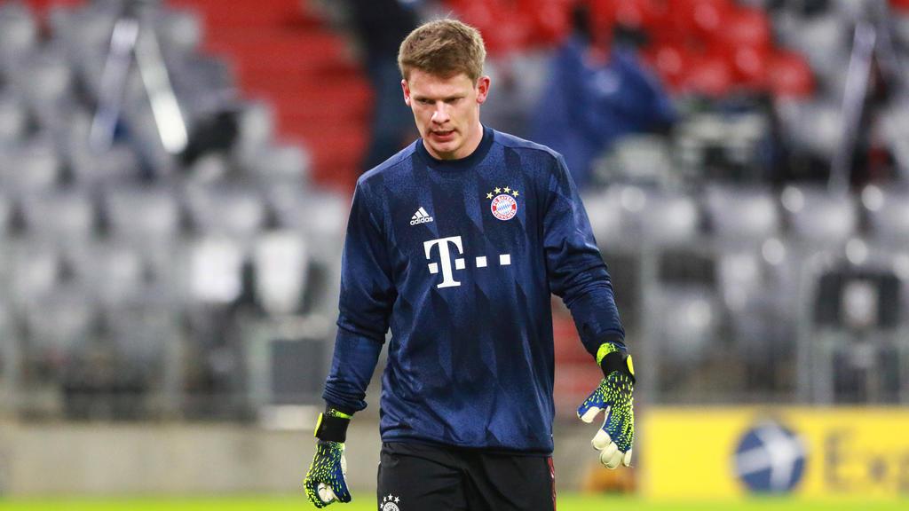 Alexander Nübel vom FC Bayern wird beim BVB gehandelt