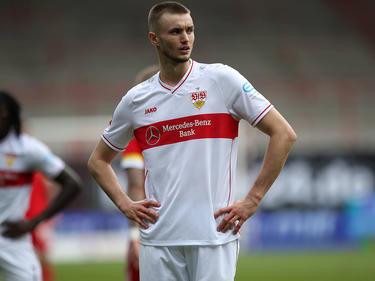 Saša Kalajdžić soll dem VfB Stuttgart noch länger erhalten bleiben