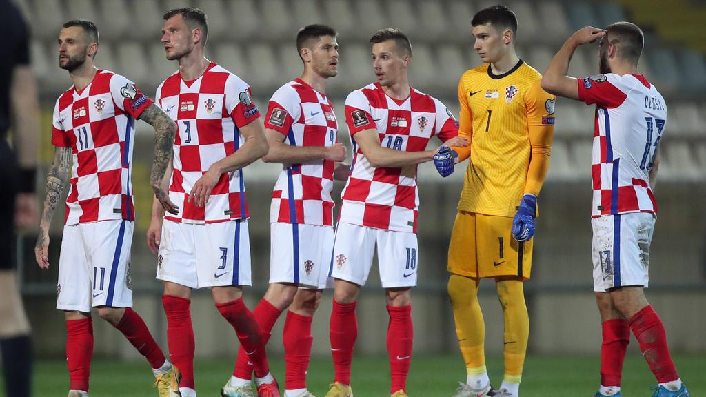 Der vorläufige kroatische Kader für die EM steht
