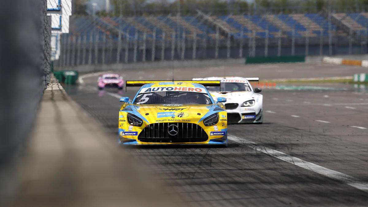 Vincent Abril war im ersten DTM-Qualifying der neuen Saison der Schnellste