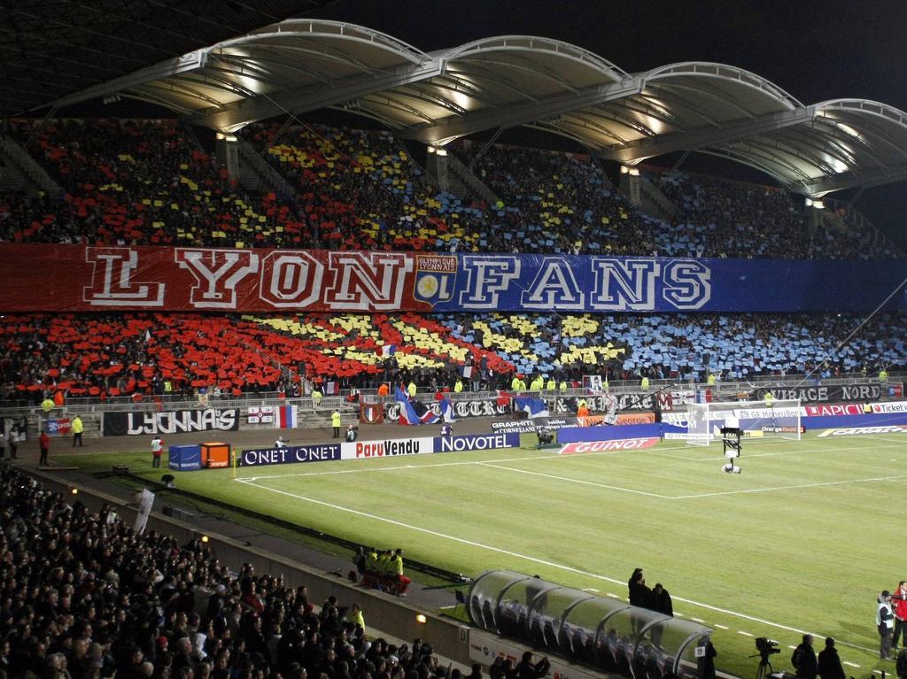 Das Stade Gerland wurde vor 90 Jahren eingeweiht