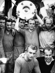 Deutscher Meister 1958: Schalke 04