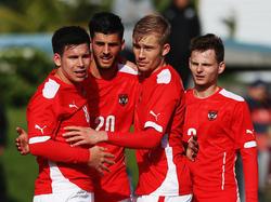 Das ÖFB-Team tankte gegen Neuseeland Selbstvertrauen für die WM