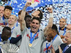 Soriano también se proclamó 'pichichi' de la Copa con 10 tantos. (Foto: Gepa)