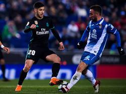 El Real Madrid recupera a Marco Asensio tras la lesión. (Foto: Getty)