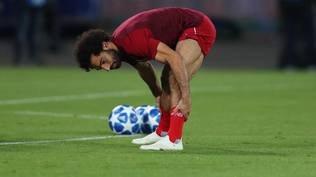 Mo Salah erntete Kritik