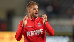Simon Terodde steht mit dem 1. FC Köln vor dem Spitzenspiel gegen den HSV