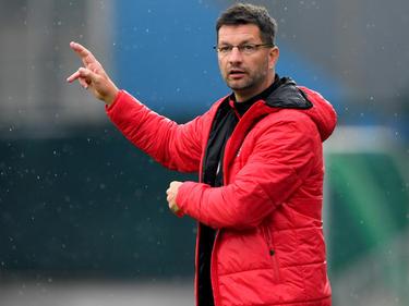 Brunmayr beendet seine Tätigkeit als Cheftrainer