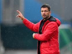 Coacht ab sofort Blau-Weiß Linz: Ronald Brunmayr