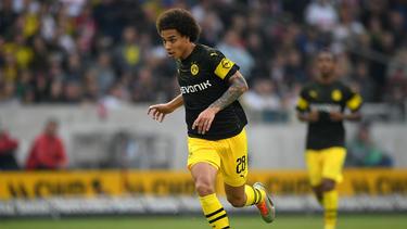 Axel Witsel ist der Taktgeber im BVB-Mittelfeld