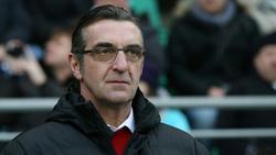 Dynamo Dresdens Sportdirektor Ralf Minge nimmt die Niederlage in Köln mit Humor