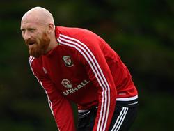 Mit Wales kam Collins bei der EM in Frankreich bis ins Halbfinale