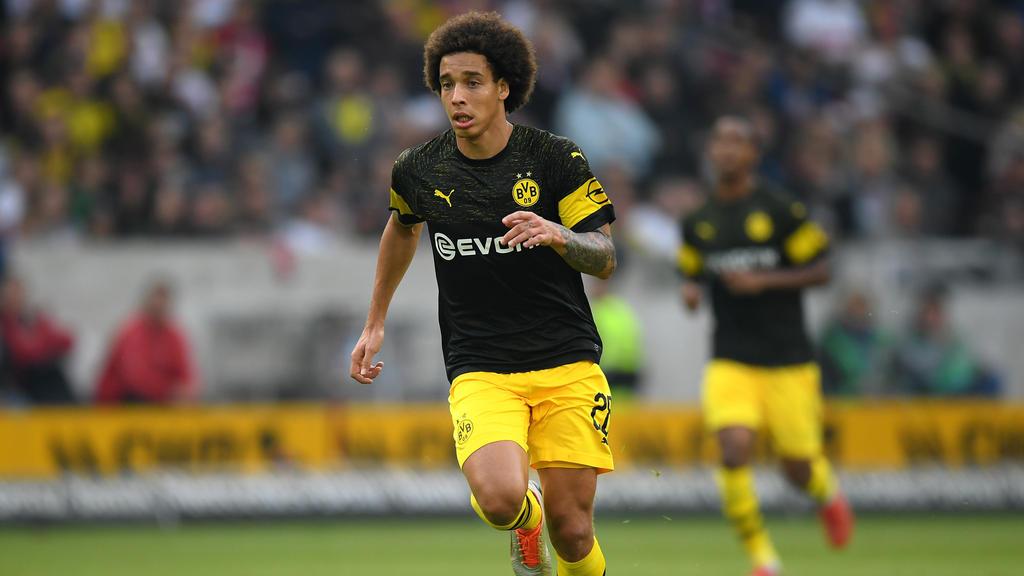 Axel Witsel spielt seit dem Sommer beim BVB