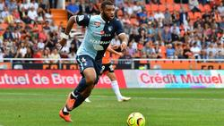 Harold Moukoudi soll in der Bundesliga im Gespräch sein