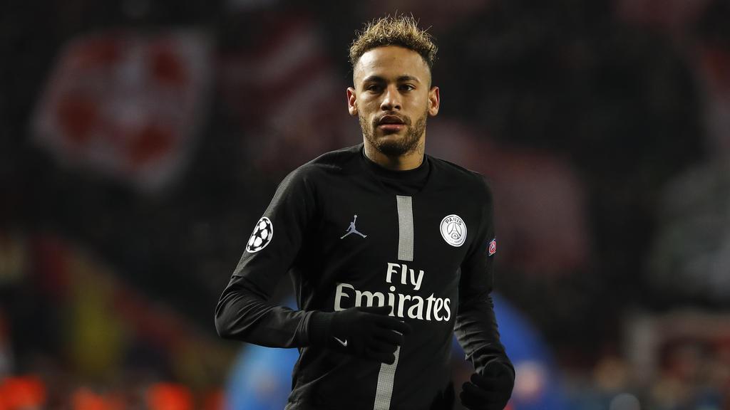 Neymar feiert seinen 27. Geburtstag