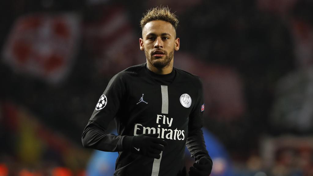 Neymar soll sich Berichten zufolge um eine Rückkehr nach Barcelona bemühen