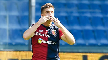 KrzysztofPiatek wechselt zum AC Mailand