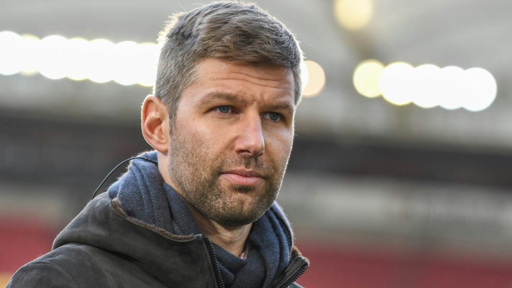 Thomas Hitzlsperger setzt beim VfB Stuttgart (noch) auf Markus Weinzierl