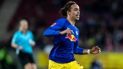 Yussuf Poulsen will mit RB Leipzig beide anstehenden Spiele gegen den FC Bayern gewinnen