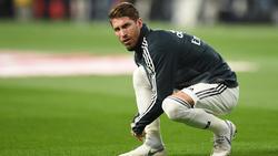 Sergio Ramos steht seit 2005 bei Real Madrid unter Vertrag