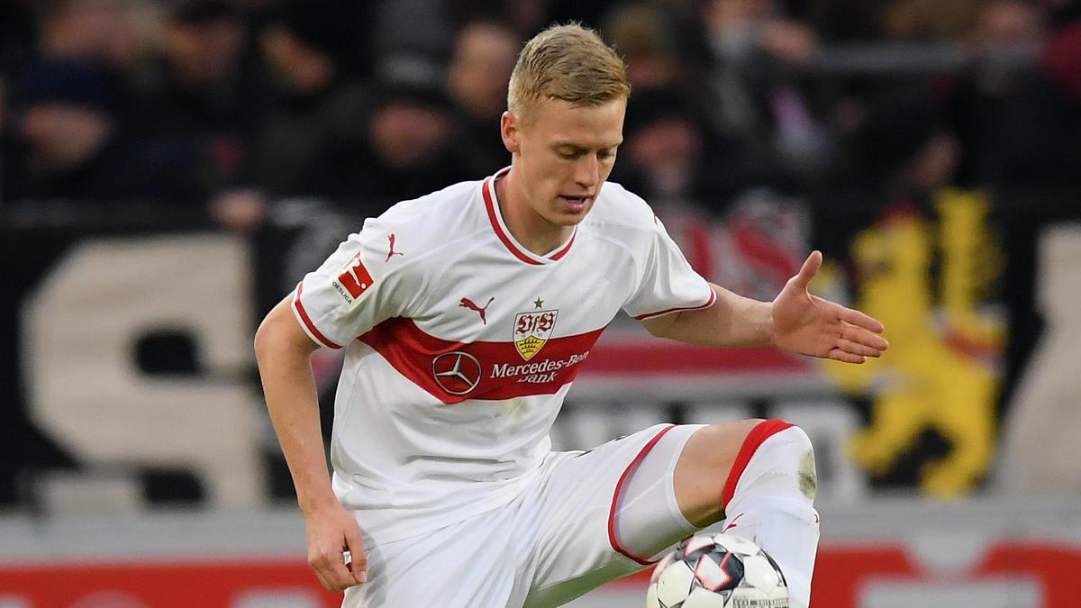Timo Baumgartl vom VfB Stuttgart wird beim FC Liverpool gehandelt