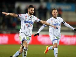 Der griechische Abwehrspieler will Graz nicht verlassen