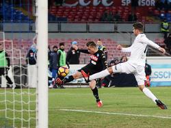 El conjunto de Maurizio Sarri también sigue firme en la Coppa. (Foto: Getty)