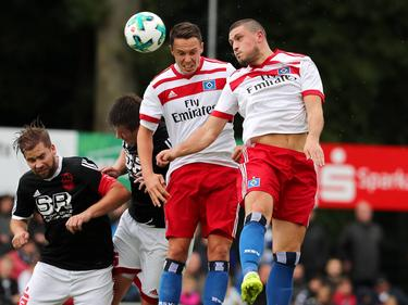 Der HSV gab sich gegen zwei unterklassige Gegner keine Blöße