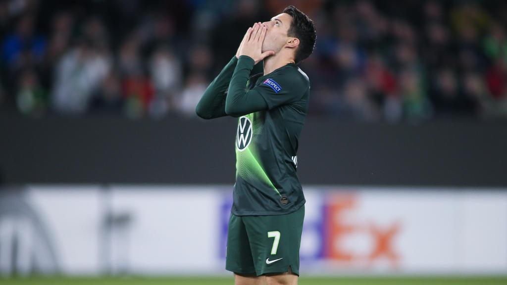 Bangt um seinen Einsatz gegen Leverkusen: VfL-Spieler Josip Brekalo