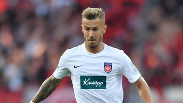 Niklas Dorsch wird mit einem Wechsel zu Celtic Glasgow in Verbindung gebracht