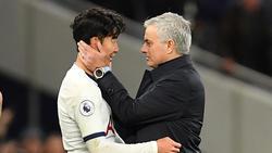 Setzt in München auf die Jugend: Spurs-Coach José Mourinho