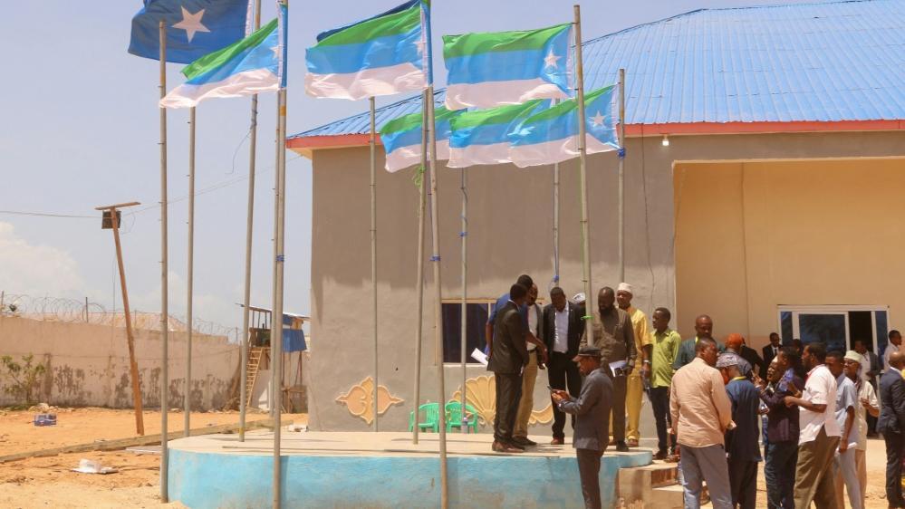 Fußballspieler bei Explosion in Kismayo/Somalia getötet
