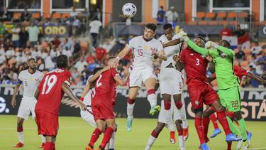 Katar startet beim Gold Cup