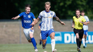 Arne Maier muss bei Hertha BSC um seinen Platz kämpfen