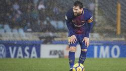 Lionel Messi verlässt den FC Barcelona