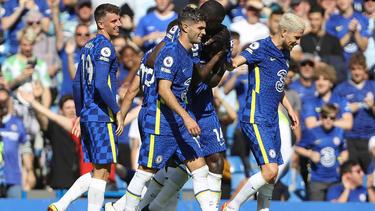 Der FC Chelsea hat einen Traumstart in die Premier-League-Saison gefeiert