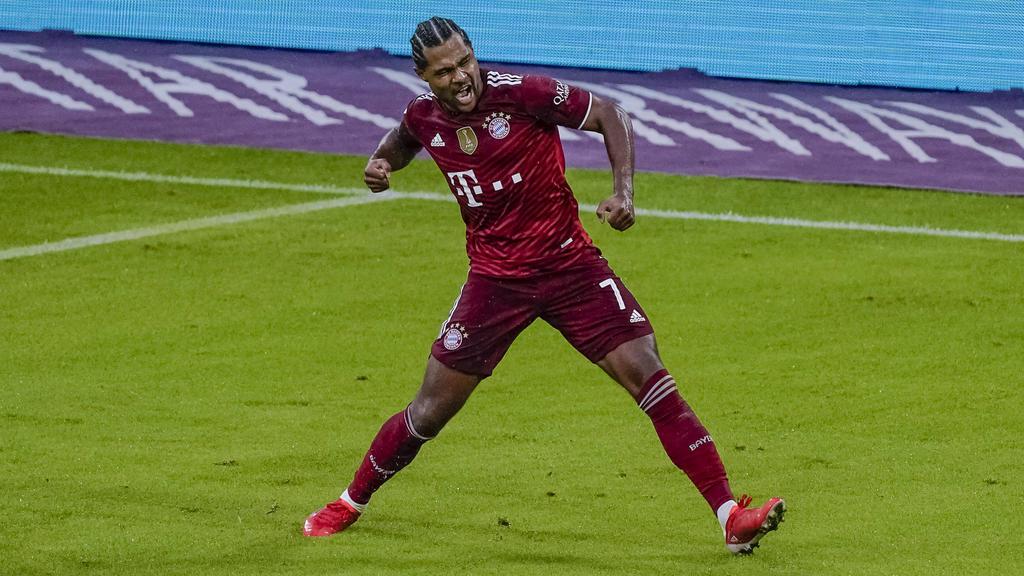 Bleibt Serge Gnabry beim FC Bayern?
