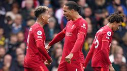 Der FC Liverpool hatte gegen Watford keine Probleme