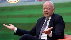 Gianni Infantino will, dass die WM alle zwei Jahre stattfindet