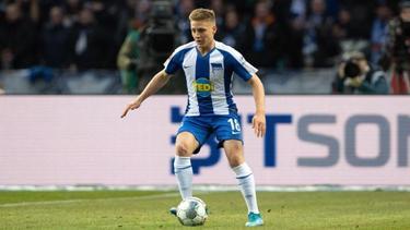 Santiago Ascacíbar kam vom VfBStuttgart zu Hertha BSC