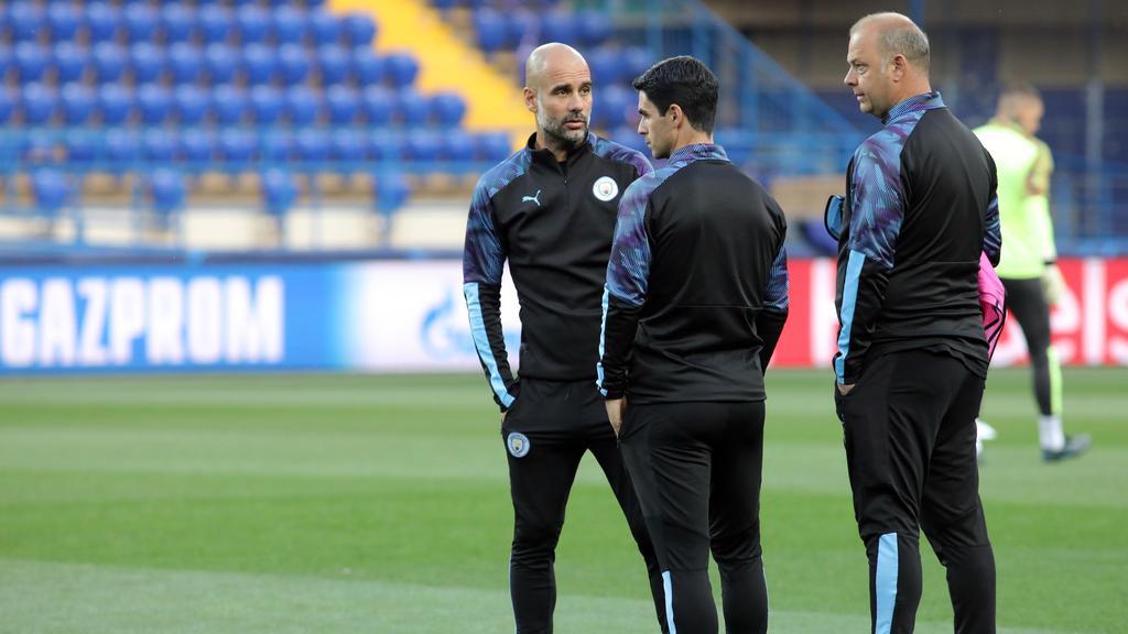 Wie geht es mit Pep Guardiola und Manchester City weiter?