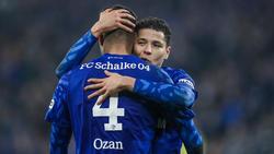 Schalke 04 will Ozan Kabak und Amine Harit nicht abgeben