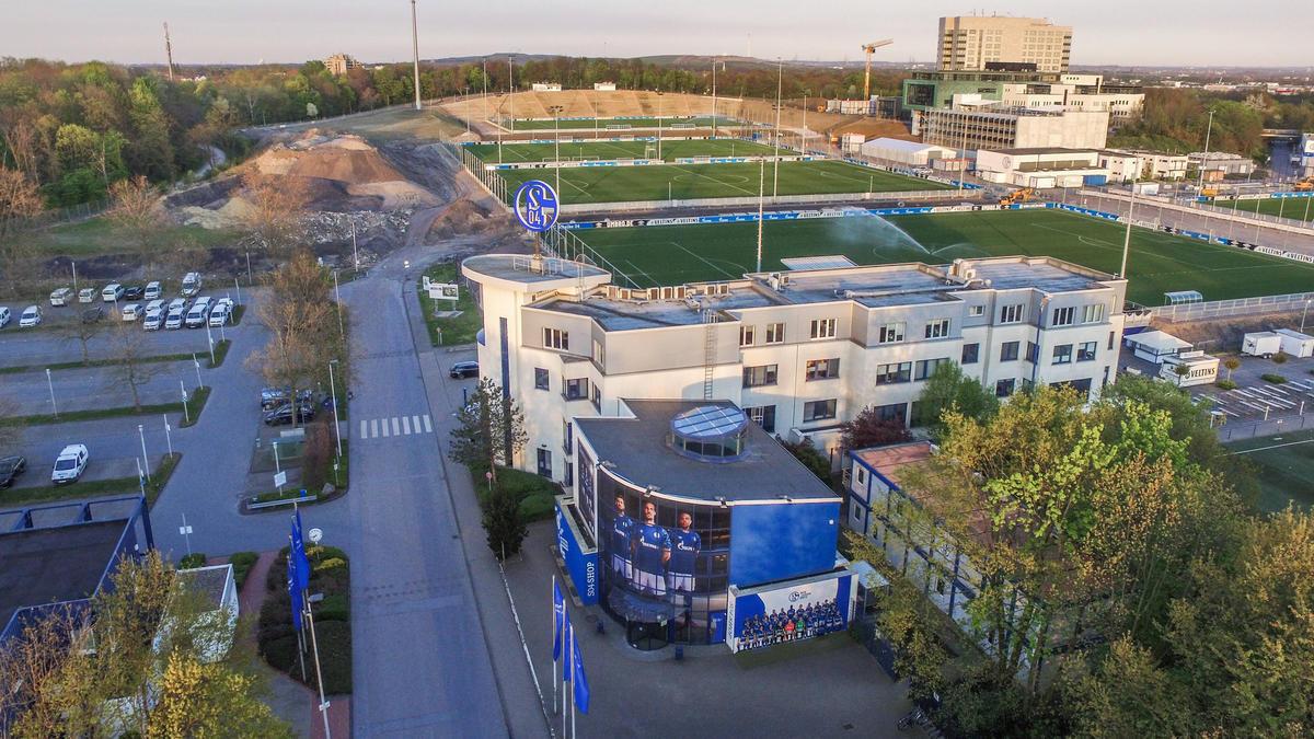 Der FC Schalke 04 hat einen neuen Leiter der Sportkommunikation