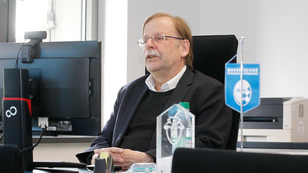 Rainer Koch möchte angeblich im Exekutivkomitee der UEFA bleiben
